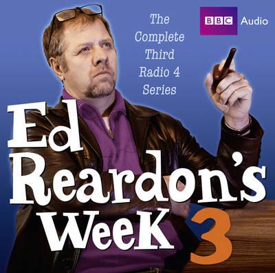 Ed Reardon's Week: The Complete Third Series (CD-Audio)