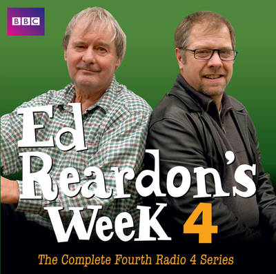 Ed Reardon's Week: The Complete Fourth Series (CD-Audio)