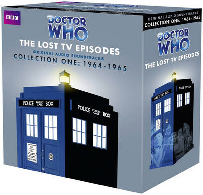 Doctor Who Collection: The Lost TV Episodes (1964-1965) No. 1 (CD-Audio)