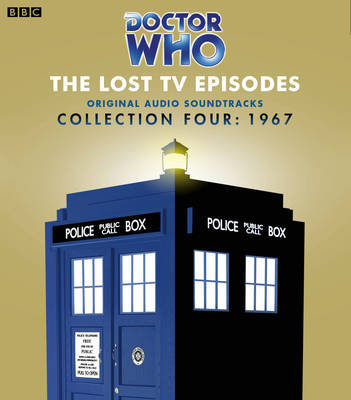 Doctor Who Collection Four: The Lost TV Episodes (1967) (CD-Audio)