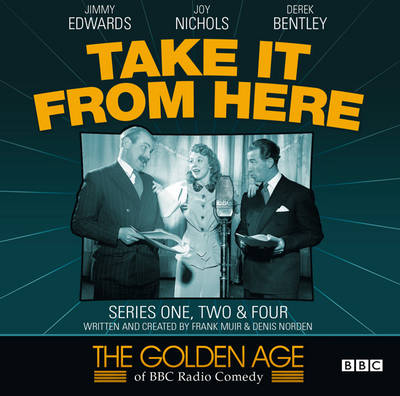 Take It From Here Series 1, 2 & 4 (CD-Audio)