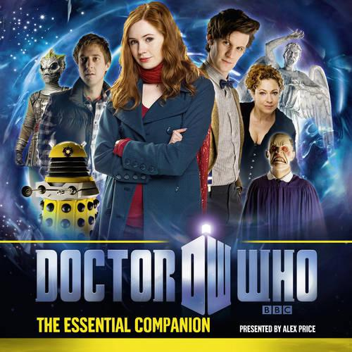 Doctor Who: The Essential Companion (CD-Audio)