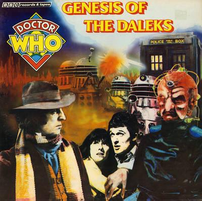 Doctor Who: Genesis Of The Daleks (CD-Audio)