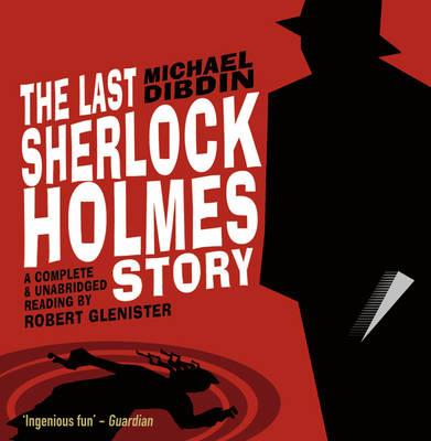 The Last Sherlock Holmes Story (CD-Audio)