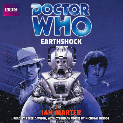Doctor Who Earthshock (CD-Audio)