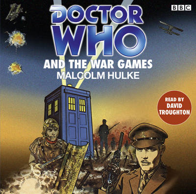 Doctor Who and the War Games (CD-Audio)
