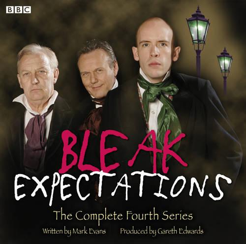 Bleak Expectations: The Complete Fourth Series - Bleak Expectations Complete Series (CD-Audio)