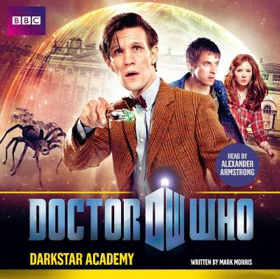 Doctor Who: Darkstar Academy (CD-Audio)