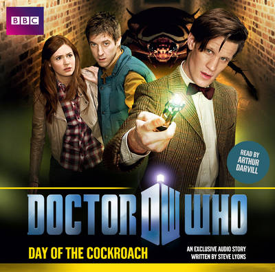 Doctor Who: Day of the Cockroach (CD-Audio)