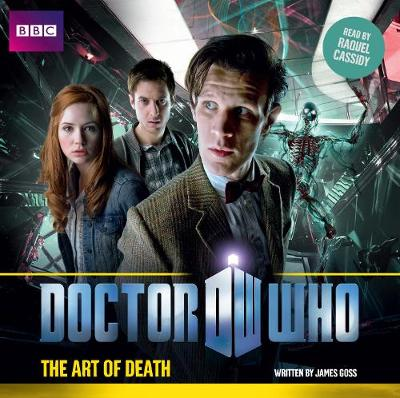 Doctor Who: The Art Of Death (CD-Audio)