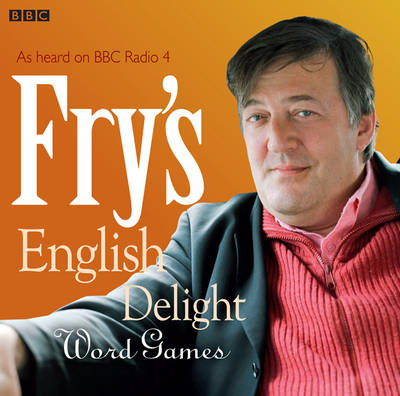 Fry's English Delight: Word Games (CD-Audio)