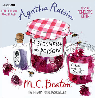 Agatha Raisin and a Spoonful of Poison (CD-Audio)