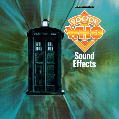 Doctor Who: Sound Effects - Vintage Beeb (CD-Audio)