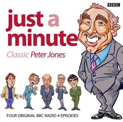 Just A Minute: Classic Peter Jones (CD-Audio)