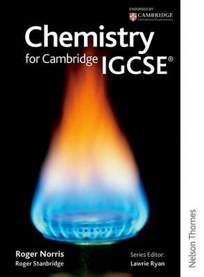 Chemistry for Cambridge IGCSE (Paperback)