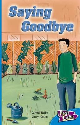 Saying Goodbye Fast Lane Blue Fiction (Paperback)