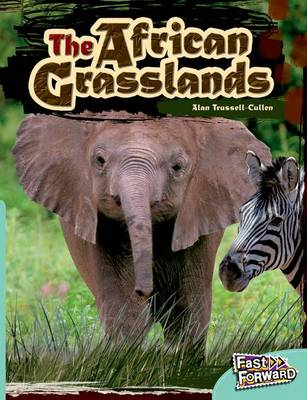 African Grasslands Fast Lane Turquoise Non-Fiction (Paperback)