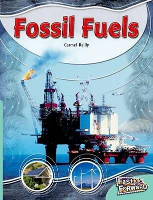 Fossil Fuels Fast Lane Turquoise Non-Fiction (Paperback)