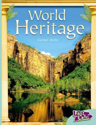 World Heritage Fast Lane Turquoise Non-Fiction (Paperback)