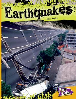 Earthquakes Fast Lane Gold Non-Fiction (Paperback)