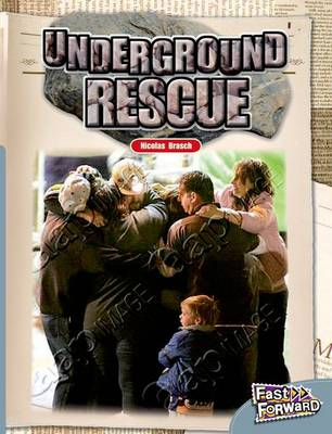 Underground Rescue Fast Lane Silver Non-Fiction (Paperback)