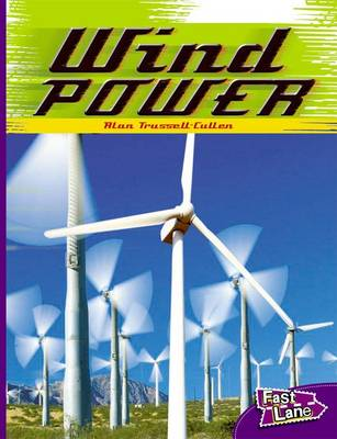 Wind Power Fast Lane Purple Non-Fiction (Paperback)