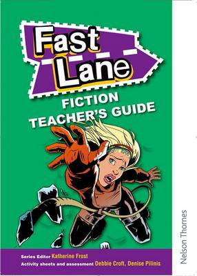 Fast Lane Fiction Teacher's Guide (Paperback)