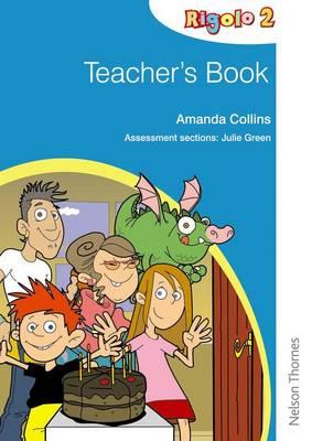 Rigolo 2 Teacher's Book (Paperback)