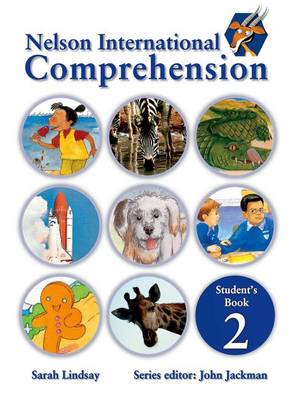 Nelson Comprehension International Student's Book 2: Nelson Comprehension International Student's Book 2 Egypt Version (Paperback)