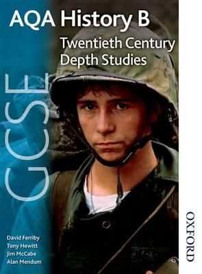 AQA History B GCSE Twentieth Century Depth Studies: Unit 2 (Paperback)