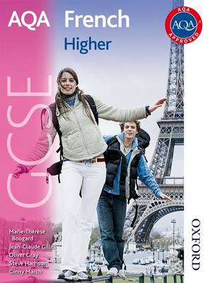 AQA GCSE French Higher Student Book (Paperback)