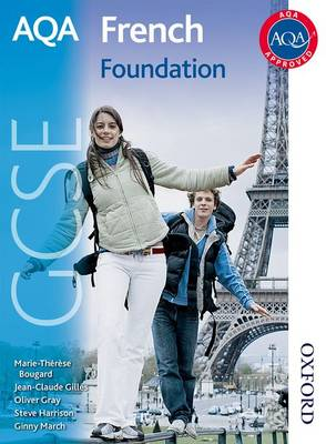 AQA French GCSE Foundation Student Book (Paperback)
