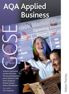 AQA GCSE Applied Business (Paperback)