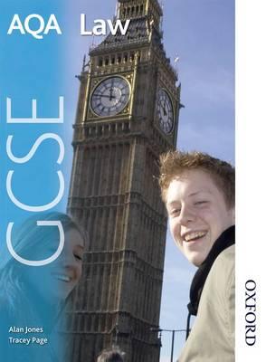 AQA Law GCSE (Paperback)