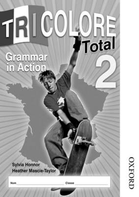 Tricolore Total 2 Grammar in Action Workbook (8 pack)