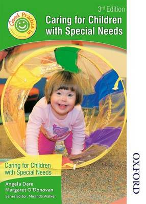 Good Practice in Caring for Children with Special Needs (Paperback)