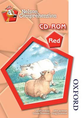 Nelson Comprehension CD-ROM Red: Red Level (CD-ROM)