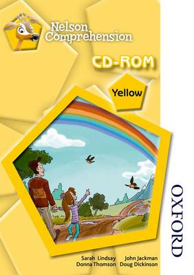 Nelson Comprehension CD-ROM Yellow (CD-ROM)