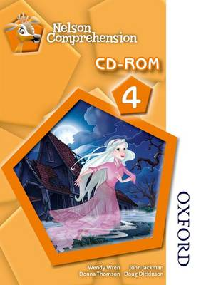 Nelson Comprehension CD-ROM 4 (CD-ROM)