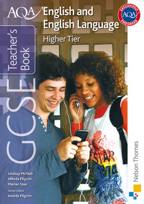 AQA GCSE English and English Language Higher Tier Teacher's Book (Paperback)