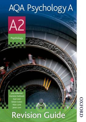 AQA Psychology A A2 Revision Guide (Paperback)