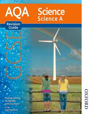 AQA Science GCSE Science A Revision Guide (Paperback)