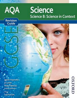 AQA Science GCSE Science B Science in Context Revision Guide (Paperback)
