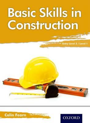 Basic Skills in Construction Entry Level 3/Level 1 (Paperback)