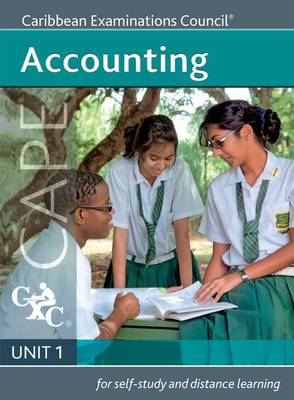 Accounting CAPE Unit 1 A CXC Study Guide (Paperback)