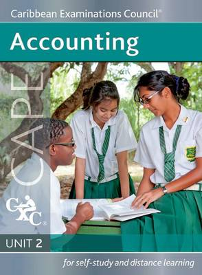 Accounting CAPE Unit 2 A CXC Study Guide (Paperback)