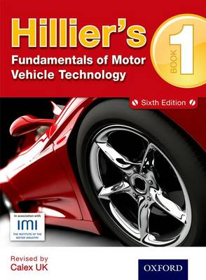 Hillier's Fundamentals of Motor Vehicle Technology Book 1 (Paperback)