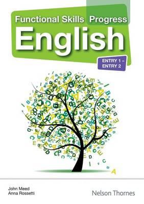 Functional Skills Progress English Entry 1 - Entry 2 CD-ROM (CD-ROM)