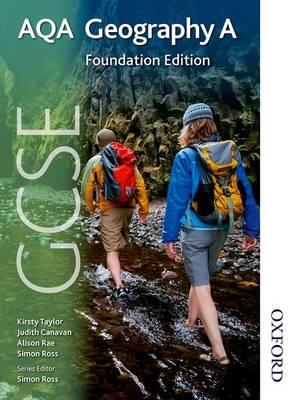 GCSE AQA Geography A Foundation Edition (Paperback)