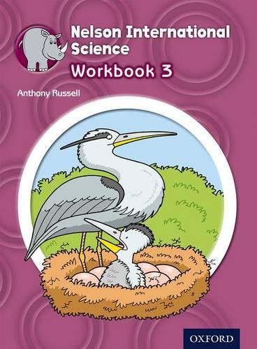 Nelson International Science Workbook 3 (Spiral bound)